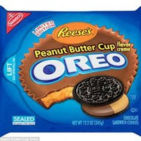 NABISCO OREO LIMITED EDITION REESE'S PEANUT BUTTER CUP(1PACK)