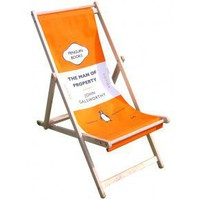 Penguin Deckchair - The Man of Property | Penguin Deckchairs | | Art Meets Matter