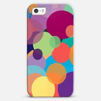 Polka iPhone 5s case by DuckyB | Casetify