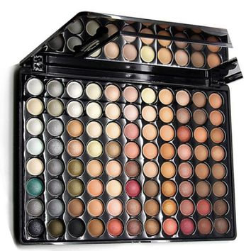 88 Colors Cosmetic Eyeshadow Palette - OASAP.com