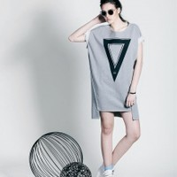 Triangle Dress | NOT JUST A LABEL