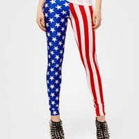 FredFlare.com - Springsteen Leggings