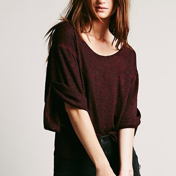 Free People Womens Nani Tee -