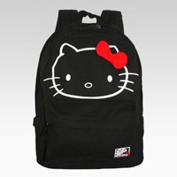 shop.sanrio.com - VANS x Hello Kitty Backpack: Red Bow
