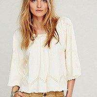 Free People Womens FP New Romantics Stevie Tee -