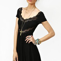 Angels Whisper Dress in  Clothes Dresses Party at Nasty Gal