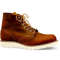 Red Wing 9111 Round Toe Boots