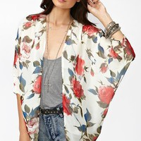 Wild Rose Jacket in  Clothes Tops at Nasty Gal