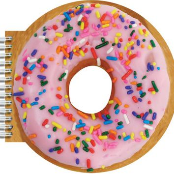 B2 – DONUT NOTEBOOK