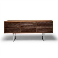 Kenneth Cobonpue Parchment Dresser - Style # DPC-7030, Modern Dressers & Chest of Drawers for Bedroom Furniture   Bedroom Dressers   Bedroom Furniture   SwitchModern.com