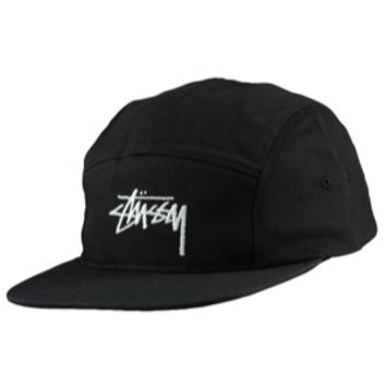 Stussy Old Skool Camp Cap - Men's at CCS