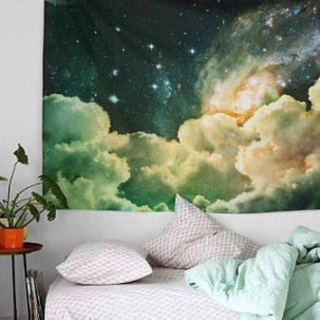 Magical Thinking Cosmos Tapestry  Urban Outfitters