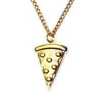Lazy Oaf | Lazy Oaf Pizza Necklace