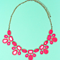 Bejeweled Beauty Necklace