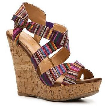 Chinese Laundry Marianne Wedge Sandal