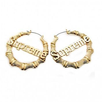 B2 – SUPREME BAMBOO EARRINGS