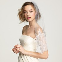 Women's new arrivals - accessories - Jennifer Behr Chantilly veil - J.Crew