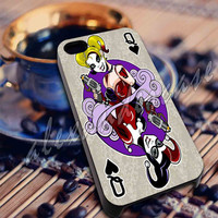 Playing Card Harley Quinn   For iPhone , iPad, iPod, Samsung Galaxy and Samsung Note in Alexcases
