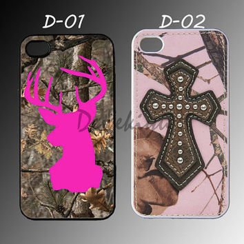 iphone 4/4s,5/5s,5c, Samsung Galaxy s3,s4 (mini), s5, Note 2,3, iPod Touch 4,5, design love browning deer camo