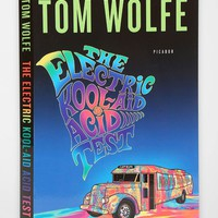 The Electric Kool-Aid Acid Test By Tom Wolfe- Assorted One Size- Assorted One