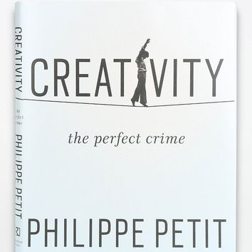 Creativity The Perfect Crime By Philippe Petit  Urban Outfitters