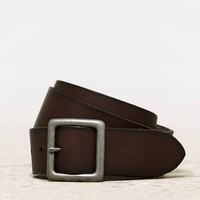 AEO Leather Belt, Brown | American Eagle Outfitters