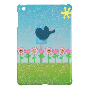 Spring Makes Me Smile iPad Mini Case