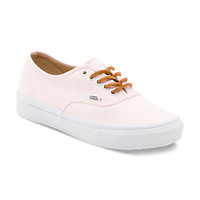 Vans Brushed Twill Authentic Slim (pink)