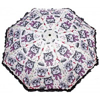 SOURPUSS CATS & DOGS UMBRELLA