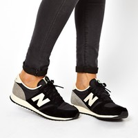 New Balance 420 Black And Gr