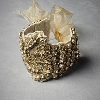 Sinuous Silk Bracelet in  the SHOP Jewelry Bracelets at BHLDN