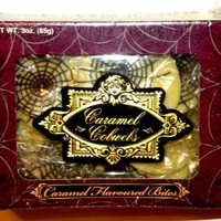 Universal Studios Wizarding World of Harry Potter Park Honeydukes Emporium Caramel Cobwebs Flavoured Bites Candy 3 Oz
