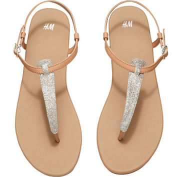 H M Strappy Sandals 14.95