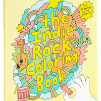 Indie Rock Coloring Book | Mod Retro Vintage Books | ModCloth.com