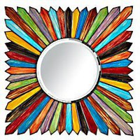 Product Details - Rays of Color Mirror