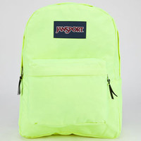 Jansport Superbreak Backpack Lorac Yellow One Size For Men 23732651101