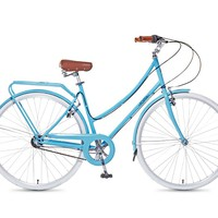 MONOQI | Women's Iris Bike - Blue