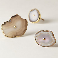 Swirled Geode Knob by Anthropologie
