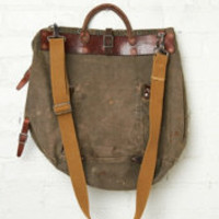 TK Garment Supply Platoon Vintage Satchel at Free People Clothing Boutique