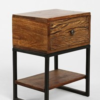 4040 Locust Canyon Side Table- Brown One