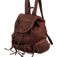 Distressed Backpack | FOREVER21 - 1000045777