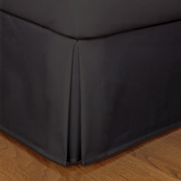 Walmart: Levinsohn Easy-Care Tailored Microfiber Bedding Bed Skirt