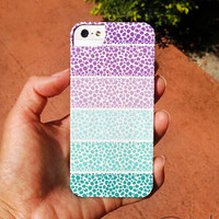 Colored Riverside Pebbles - iPhone 5/5c case, iPhone 4/4s case, Samsung Galaxy S3/S4