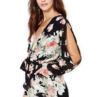 Garden of Good and Evil Romper