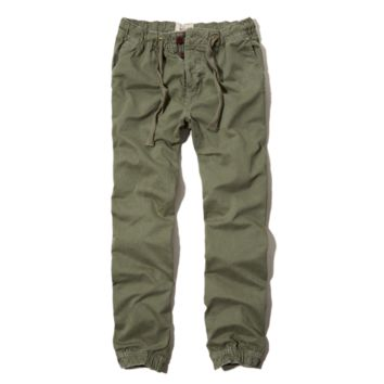 The Hollister Classic Jogger Pant