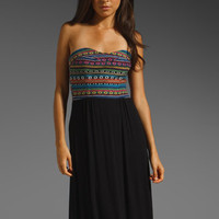 DOLCE VITA Maudine Strapless Maxi Dress in Maudine at Revolve Clothing - Free Shipping!