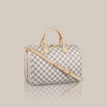 Speedy Bandoulière 30 - Louis Vuitton - LOUISVUITTON.COM