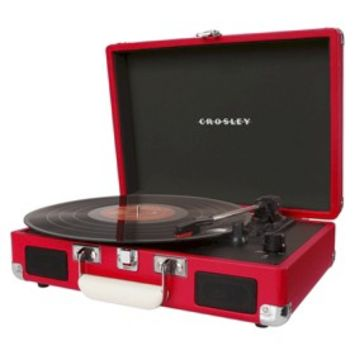 Crosley Cruiser Turntable  Assorted Colors