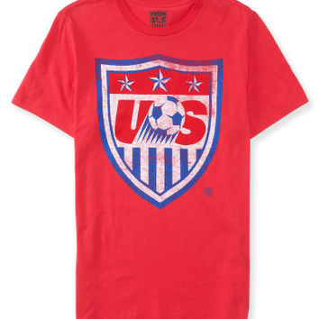 Team USA Soccer Graphic T