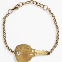 The Giving Keys 'Never Ending' Bracelet